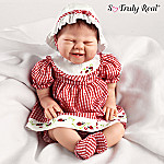 Lisa's Lovely Ladybug So Truly Real Lifelike Baby Doll