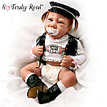 Stacy Little Biker Beauty Collectible Lifelike Baby Doll So Truly Real