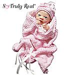 Linda Webb Martha Viola So Truly Real Lifelike Baby Doll