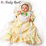 Bridget Realistic Lifelike Baby Doll So Truly Real