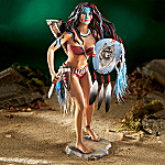 Tala The Wolf Warrior Figurine