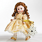Madame Alexander Falling Snowflakes With Lenox Ornament Doll