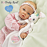 Precious Moments Jesus Loves Me Lifelike Baby Doll So Truly Real