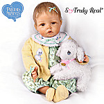 Precious Moments Lamb Of God Religious Lifelike Baby Girl Doll: So Truly Real