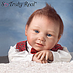 Your Picture Perfect Baby Collectible Baby Boy Doll: So Truly Real