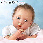 Your Picture Perfect Baby Collectible Baby Girl Doll: So Truly Real