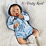Jeremy Just Arrived Collectible Baby Boy Doll: So Truly Real