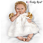 Claire Anatomically Correct Lifelike Newborn Baby Girl Doll: So Truly Real