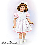 Madame Alexander Candy Striper Joanie Collectible Vinyl Doll