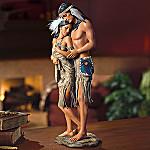 Lee Bogle Sacred Bond Romantic Figurine