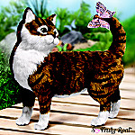 Purrfect Company Collectible Plush Cat: So Truly Real