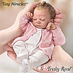 Tiny Miracles Linda Webb Emmy Lifelike Baby Doll: So Truly Real