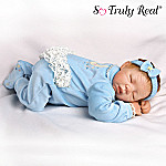 Twinkle Twinkle Little Star Lifelike Breathing Baby Girl Doll: So Truly Real
