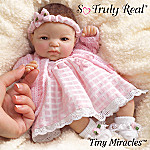 Tiny Miracles Rosie Breast Cancer Charity Baby Doll: So Truly Real