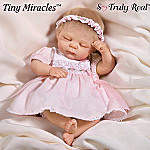 Tiny Miracles Kathie Breast Cancer Charity Baby Doll: So Truly Real