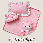 So Truly Real Baby Doll Accessories: Bedtime Accessories Set
