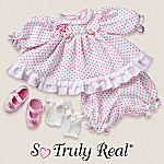 So Truly Real Baby Doll Clothing: Going To Grandma's Outfit