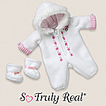 So Truly Real Baby Doll Clothing: Winter Outfit