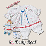 So Truly Real Baby Doll Clothing: Mommy & Me Ensemble