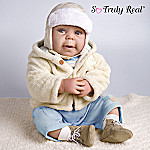 All Bundled Up Baby Boy Doll: So Truly Real