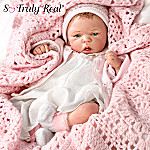 Precious Petites Precious Phoebe Realistic Baby Doll: So Truly Real