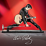 The King Of Rock And Roll Collectible Elvis Presley Figurine