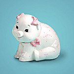 Sugar & Spice Collectible Porcelain Piggy Bank