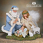 Dona Gelsinger Christmas Miracle Collectible Angel Figurine
