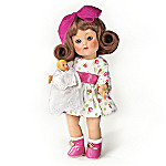 Vogue Me And My Dolly Ginny Doll: Collectible Little Girl Doll