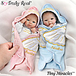 So Truly Real My Precious Little Angel Personalized Baby Doll By Cheryl Hill