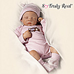 Waltraud Hanl Gentle Dreams, Baby Madison So Truly Real Lifelike Baby Doll
