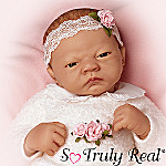 Linda Webb Emily's Loving Eyes So Truly Real Lifelike Baby Doll