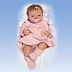 Linda Webb Baby Emily Lifelike Baby Doll: So Truly Real Celebration Of Life
