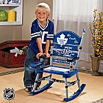 Toronto Maple Leafs(R) Child's Rocker: Go Leafs(R) Go