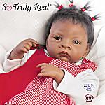 Waltraud Hanl Baby Jasmine Goes To Grandma's So Truly Real Baby Doll
