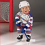 Dyna-Mite Future Ranger Hockey Doll