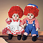 Rosie And Rags Doll Set