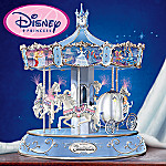 Cinderella's Enchanted Journey Musical Carousel