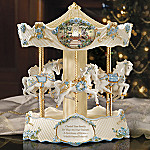 Animated Carousel Music Box: Cherish Your Family