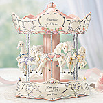 Carousel Of Wishes Animated Music Box
