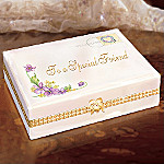 Dear Friend Friendship Music Box Gift