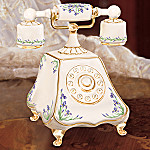 Cherished Granddaughter Collectible Porcelain Music Box