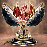 Red Dragon Collectible Egg: Noble Protector