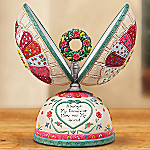 Circle Of Love Peter Carl Faberge Style Musical Egg