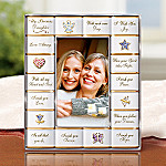 I Wish You Love Always Musical Photo Frame For Daughter: Sentimental Gift