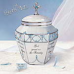 Collectible Serenity Prayer Music Box: Christian Gift