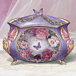 Enchanted Wings Music Box