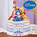 Winnie The Pooh Congratulations Music Box