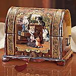 Kitten Capers Music Box