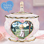 Precious Moments Serenity Prayer Music Box